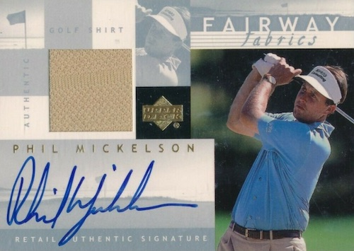 Top Phil Mickelson Cards to Collect 11