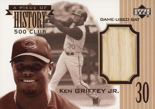 Top 10 Ken Griffey Jr. Baseball Cards of All-Time 9