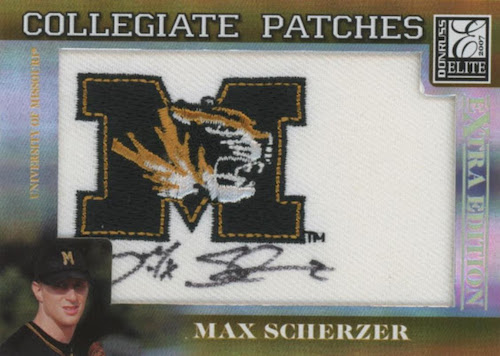Top Max Scherzer Cards to Collect 7