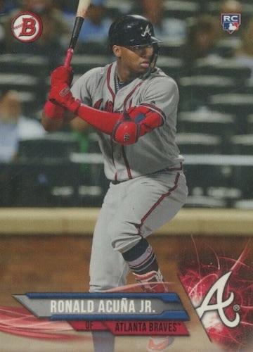 2018 Bowman Big League Breakthrough Baseball Cards Checklist 5