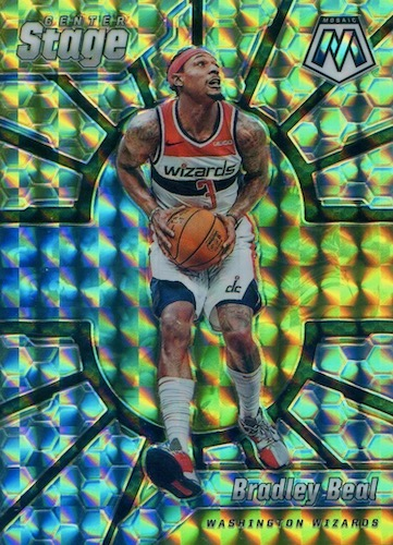 2019-20 Panini Mosaic Basketball Cards 16