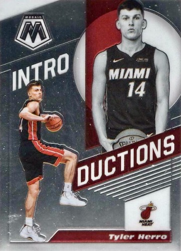 2019-20 Panini Mosaic Basketball Cards 21
