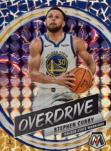 2019-20 Panini Mosaic Basketball Cards 25
