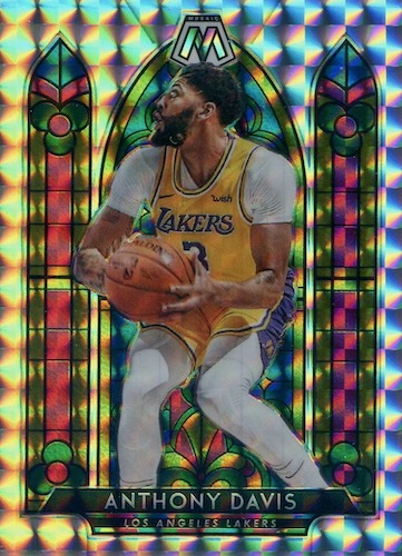 2019-20 Panini Mosaic Basketball Cards 26