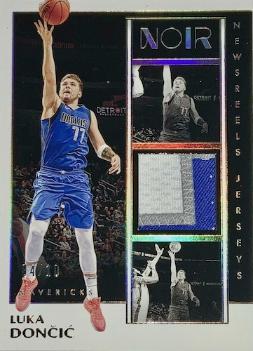 2019-20 Panini Noir Basketball Cards 24