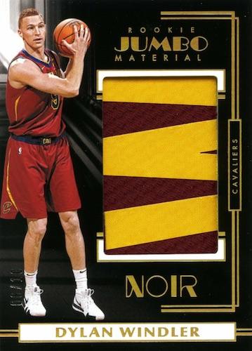 2019-20 Panini Noir Basketball Cards 23