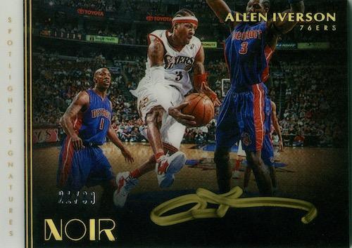 2019-20 Panini Noir Basketball Cards 22