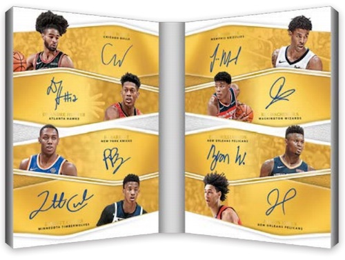 2019-20 Panini Opulence Basketball Checklist, NBA Boxes, Reviews, Date