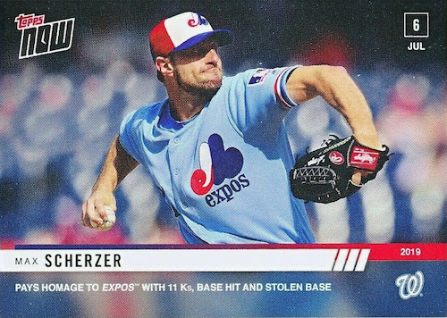 Top Max Scherzer Cards to Collect 1