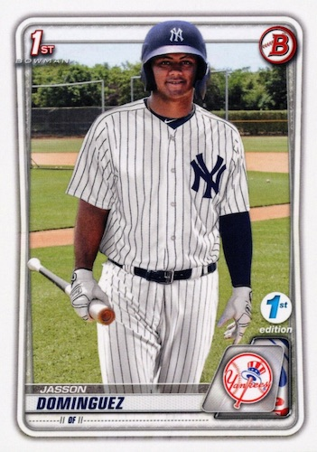 2020 Bowman 1st Edition Baseball Cards 6