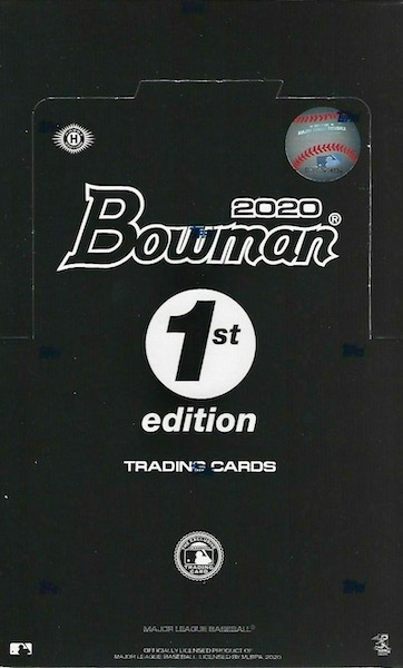 2020 Bowman 1st Edition Baseball Cards 5