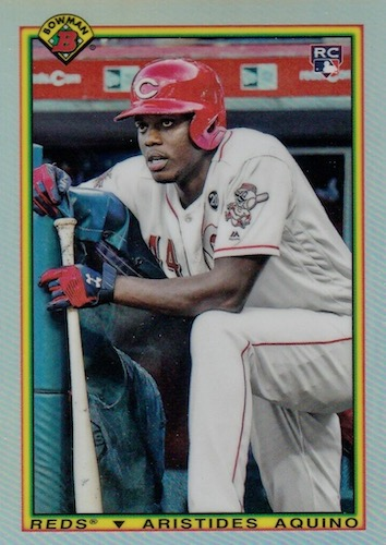 2020 Bowman Baseball Cards 15
