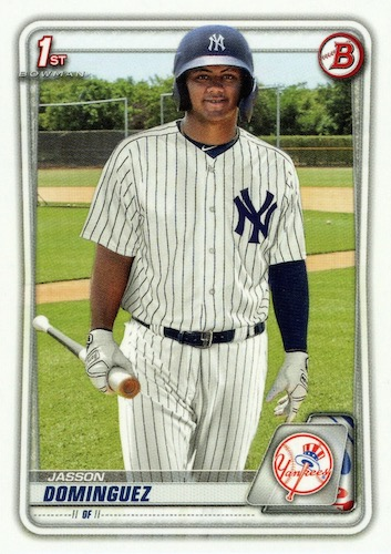 2020 Bowman Baseball Cards 11