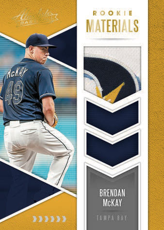 2020 Panini Absolute Baseball Cards - Checklist Added 8