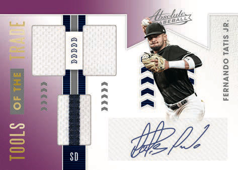 2020 Panini Absolute Baseball Cards - Checklist Added 7