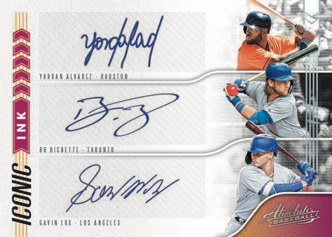 2020 Panini Absolute Baseball Cards - Checklist Added 6