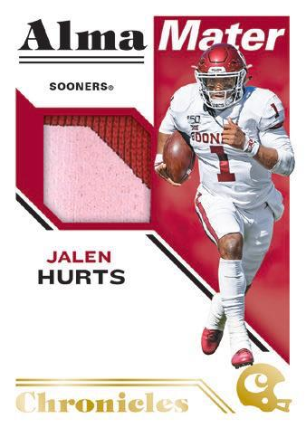 2020 Panini Chronicles Draft Picks Football Cards 6