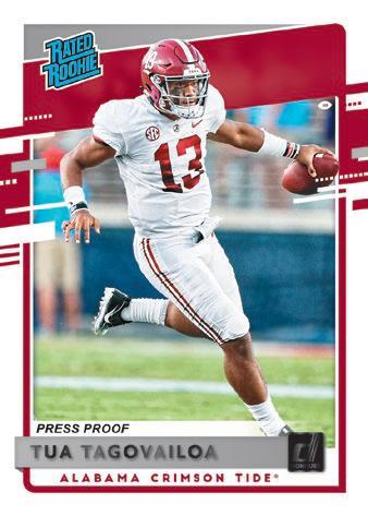 2020 Panini Chronicles Draft Picks Football Cards 3