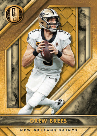 2020 Panini Gold Standard Football Cards 3