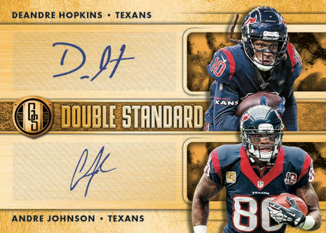 2020 Panini Gold Standard Football Cards 7