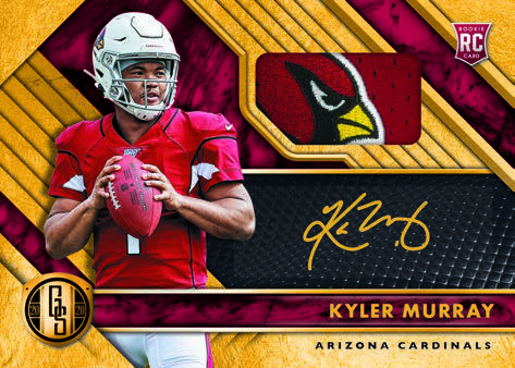 2020 Panini Gold Standard Football Cards 4