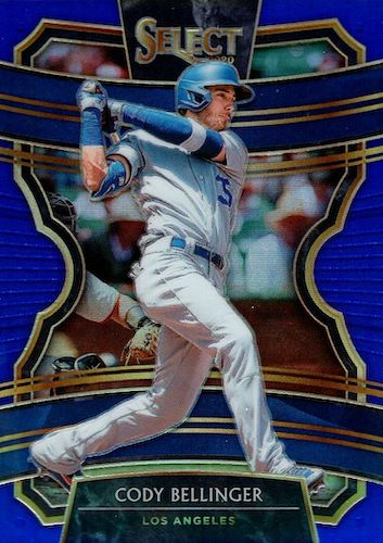 2020 Panini Select Baseball Cards 11