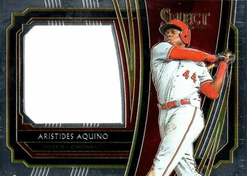 2020 Panini Select Baseball Cards 20