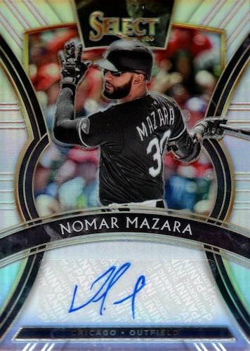 2020 Panini Select Baseball Cards 13