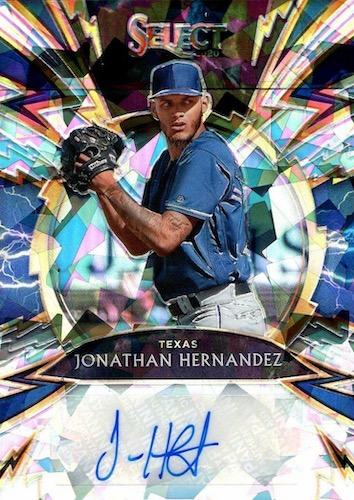 2020 Panini Select Baseball Cards 17