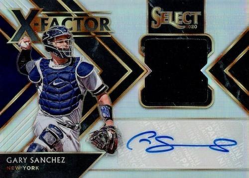 2020 Panini Select Baseball Cards 18