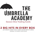 2020 Rittenhouse Umbrella Academy Season 1 Trading Cards - Collector's Set