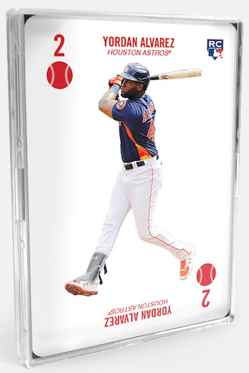 2020 Topps 52-Card Baseball Game Series 2 Cards 1
