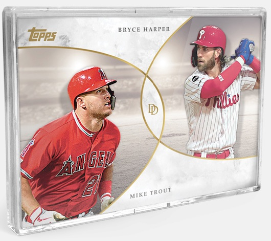 2020 Topps On Demand Set Trading Cards - Set 9 Dynamic Duals MLB 1