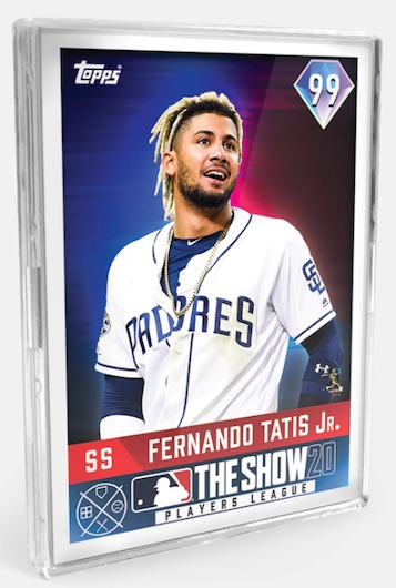 2020 Topps On Demand Set Trading Cards - Set 9 Dynamic Duals MLB 3