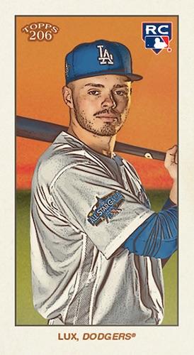 2020 Topps T206 Baseball Cards Series 1 4