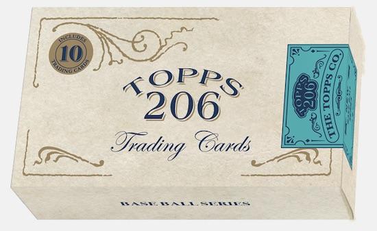 2020 Topps T206 Baseball Cards Series 1 3
