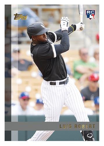 2020 Topps Throwback Thursday Baseball Cards - Set 19 21