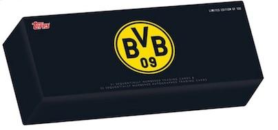 2020 Topps Transcendent BVB Borussia Dortmund Soccer Cards - Checklist Added 4