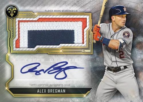 2020 Topps Triple Threads Baseball Cards - Checklist Added 11