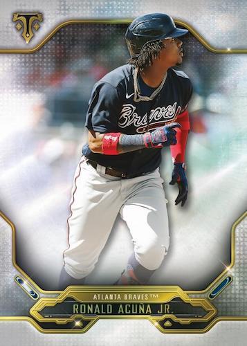 2020 Topps Triple Threads Baseball Cards 3
