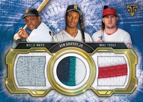 2020 Topps Triple Threads Baseball Cards - Checklist Added 9