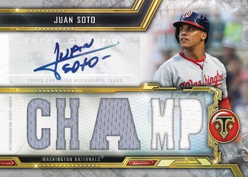 2020 Topps Triple Threads Baseball Cards 7