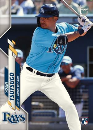 2020 Topps Update Series Baseball Cards 4