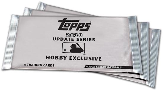 2020 Topps Update Series Baseball Cards 12
