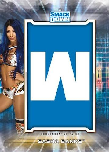 2020 Topps WWE Raw vs. Smackdown Wrestling Cards 6