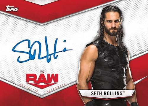 2020 Topps WWE Raw vs. Smackdown Wrestling Cards 4