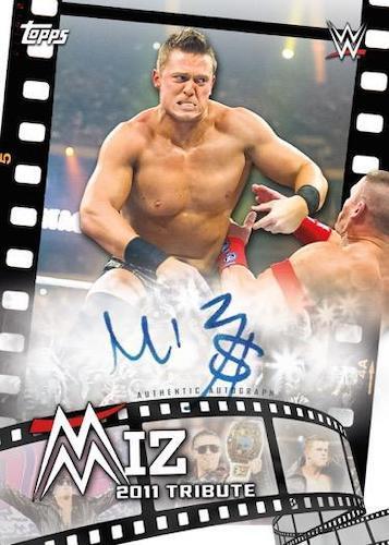2020 Topps WWE Raw vs. Smackdown Wrestling Cards 5