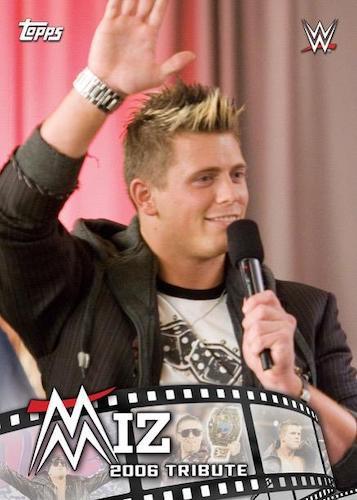 2020 Topps WWE Raw vs. Smackdown Wrestling Cards 3