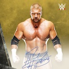 2020 Topps WWE Triple H 25th Anniversary Wrestling Cards