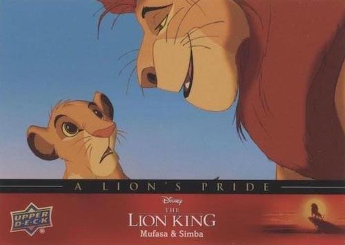 2020 Upper Deck Lion King Trading Cards 6